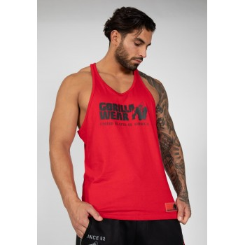 Classic Tank Top - Red