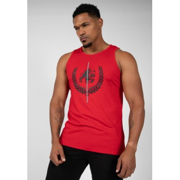 Rock Hill Tank Top - Red