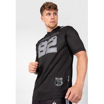 Fresno T-shirt, Black/Grey