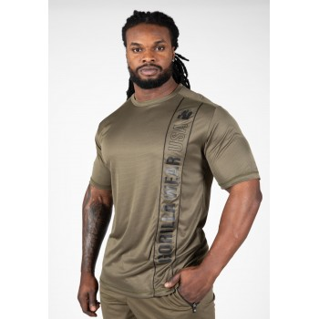 Branson T-shirt, Army Green