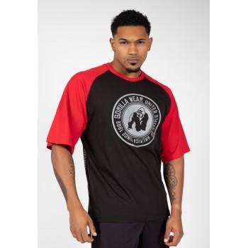 Texas T-Shirt, Black/Red