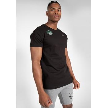 Kamaru Usman T-Shirt - czarna koszulka męska