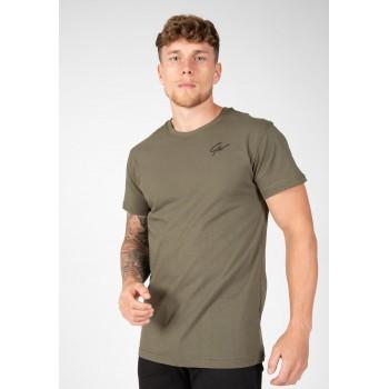 Johnson T-shirt, Army Green