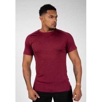 Taos T-Shirt -Burgundy