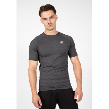 Lewis T-shirt, Dark Gray