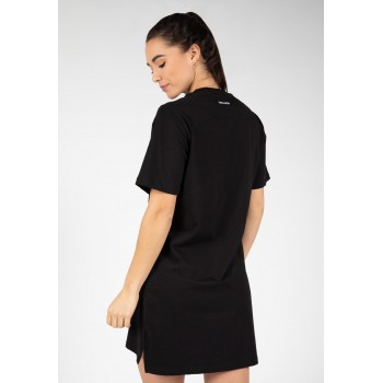 Neenah Dress - czarna tunika damska
