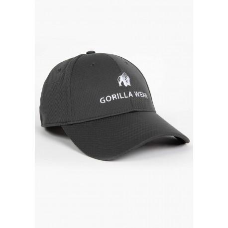 Bristol Fitted Cap - granatowa czapka z daszkiem