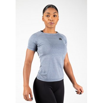 Aspen T-shirt - Jasno Niebieska koszulka Damska