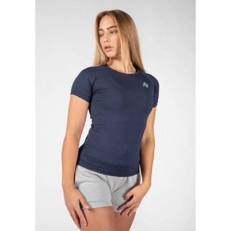 Aspen T-shirt - Granatowa koszulka Damska